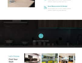 #32 for Build user experience and website for Cabinet and Countertop showroom by greenarrowinfo