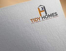 #63 for Tidy Homes Logo by designguruuk