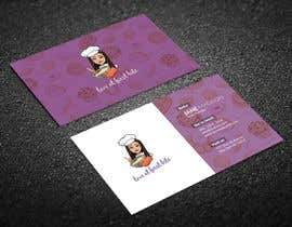#269 for Create a business card and slogan for my online bakery business. by Jannatulferdous8