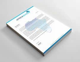 #192 untuk Letterhead Design for Africa Needs Community Development Corporation, Inc. oleh abdulmonayem85