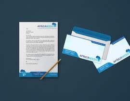 #169 untuk Letterhead Design for Africa Needs Community Development Corporation, Inc. oleh nobelium18