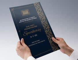 #28 for Speakeasy Invitation af FALL3N0005000
