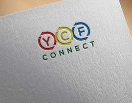 Nro 310 kilpailuun Business Logo Design: YCF Connect käyttäjältä munsurrohman52