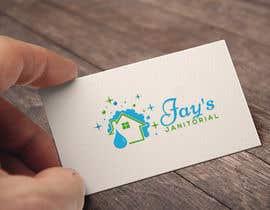 Nro 107 kilpailuun Jay's Janitorial Logo Design käyttäjältä mdrazuahmmed1986