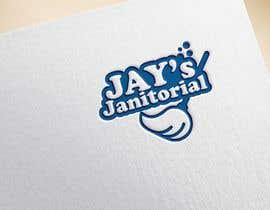 Nro 70 kilpailuun Jay's Janitorial Logo Design käyttäjältä thewolfstudio