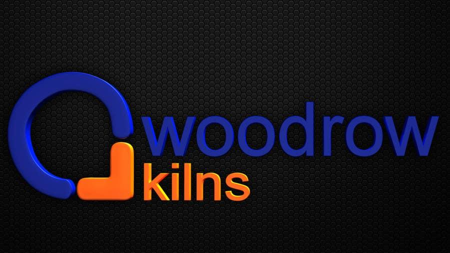 Proposition n°                                        59                                      du concours                                         Logo Design for Woodrow Kilns 3d