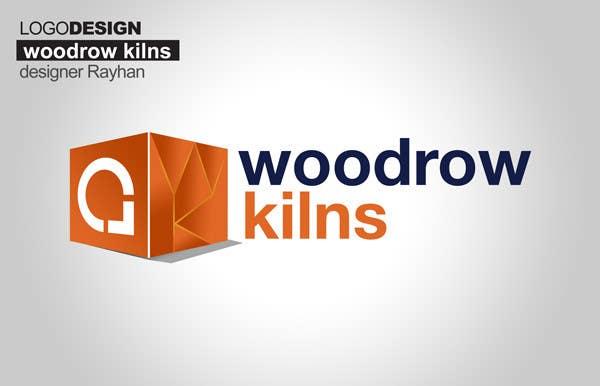 Proposition n°                                        21                                      du concours                                         Logo Design for Woodrow Kilns 3d