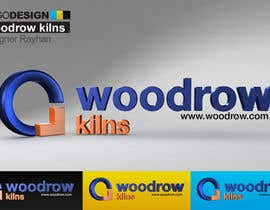 #45 for Logo Design for Woodrow Kilns 3d by rayhananimator