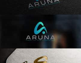 #508 untuk Design a Logo for ARUNA - creating new Dimensions oleh eddesignswork