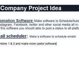 #8 for SaaS Company Project Idea by deepakrawat3993
