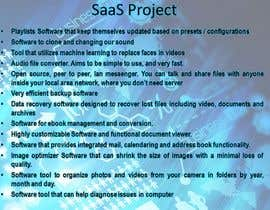 #11 for SaaS Company Project Idea by bewto