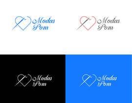 Nro 21 kilpailuun Sewing logo käyttäjältä masudbd1