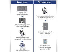 #30 для Picture manual - electronic locker system от mezat2020