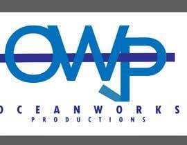 #27 cho Logo for Oceanworks Productions bởi artimgashioff