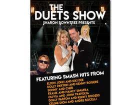 pdiddy888 tarafından Create a Poster - Duets Show için no 2