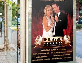 mnagm001 tarafından Create a Poster - Duets Show için no 29