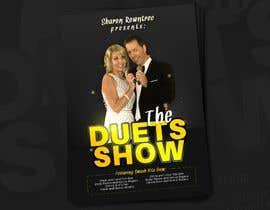 jokanovicg97 tarafından Create a Poster - Duets Show için no 6