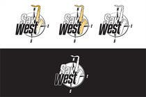Contest Entry #27 for Logo Design for SaxWest band