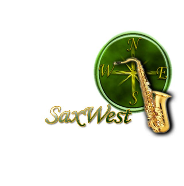 #5 for Logo Design for SaxWest band by w21