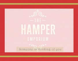 nº 43 pour Print & Packaging Design for The Hamper Emporium - http://thehamperemporium.neto.com.au par pvaidehi
