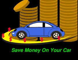 #2 untuk Logo Design for Save Money On Your Car oleh rajanrayhan