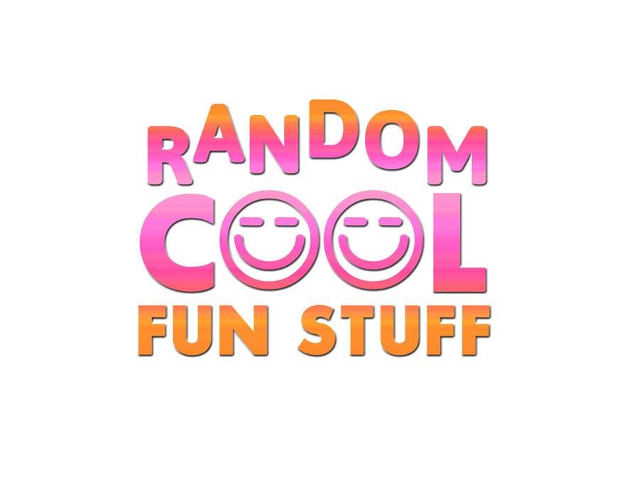 #33 for Logo Design for Random Cool Fun Stuff by aqshivani