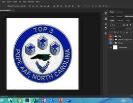 #5 for Create logo based on image into multi layer PSD by thelastoraby