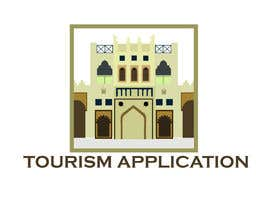 #161 для Design a logo for tourists app от payel66332211