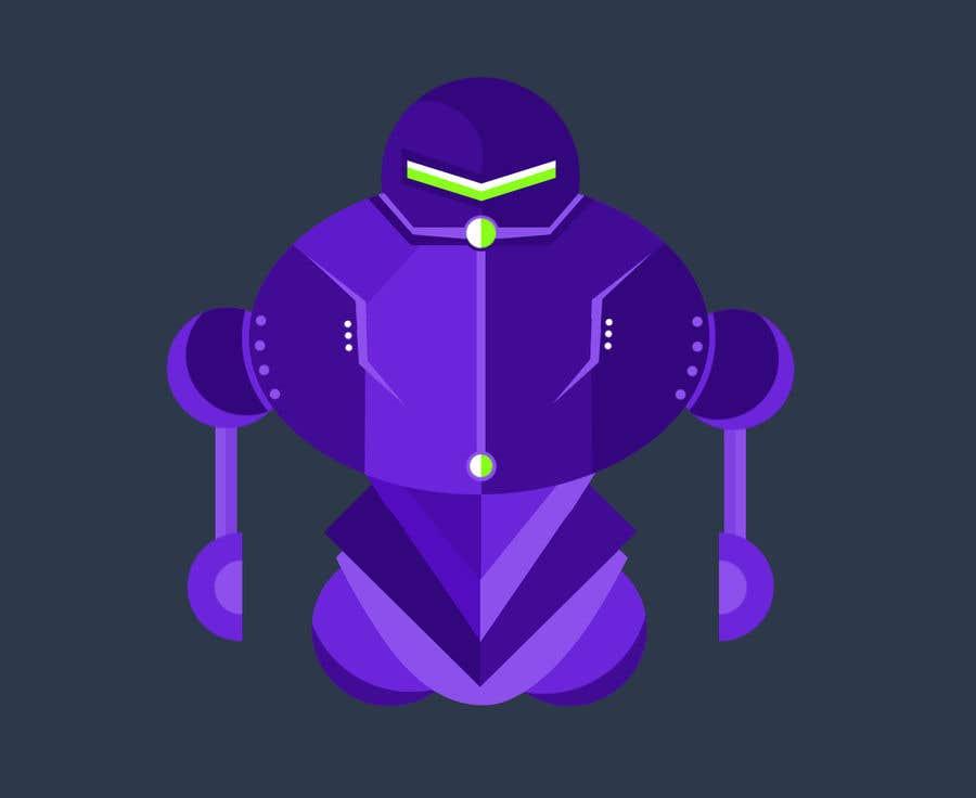 """Intrarea #46 pentru concursul """"Build a robot graphic image - 01/07/2019 19:56 EDT"""""""