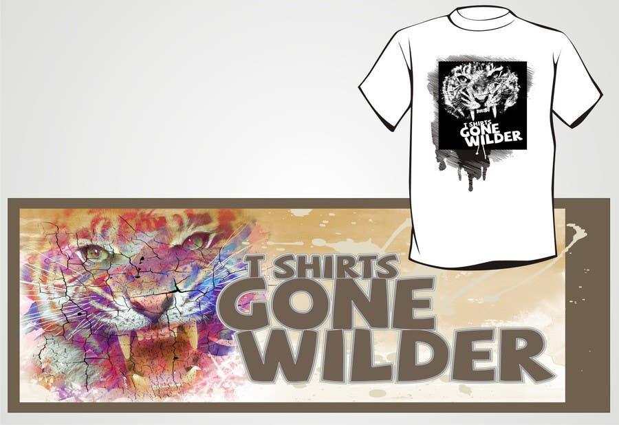 Inscrição nº                                         24                                      do Concurso para                                         Logo Design for T-shirt Company