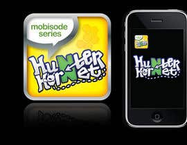 #37 untuk Icon or Button Design for Hunter n Hornet oleh taks0not