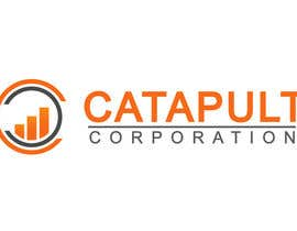 #75 cho Logo Design for 'Catapult Corporation' bởi soniadhariwal