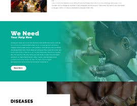#6 für NGO Website Developing - Integrated Water Supply, Sanitation, & Hygiene Project von saidesigner87