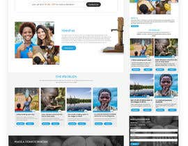 #21 для NGO Website Developing - Integrated Water Supply, Sanitation, & Hygiene Project от saidesigner87