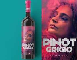 Nro 105 kilpailuun Wine label design käyttäjältä Sipofart