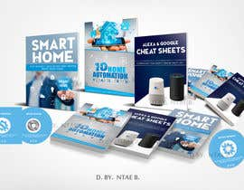 Nro 17 kilpailuun Ebook covers for renderings käyttäjältä Newjoyet