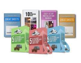 Nro 20 kilpailuun Ebook covers for renderings käyttäjältä cyasolutions