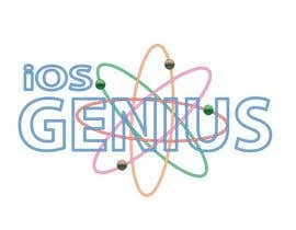 #41 para Logo Design for iOS Genius por julfecur