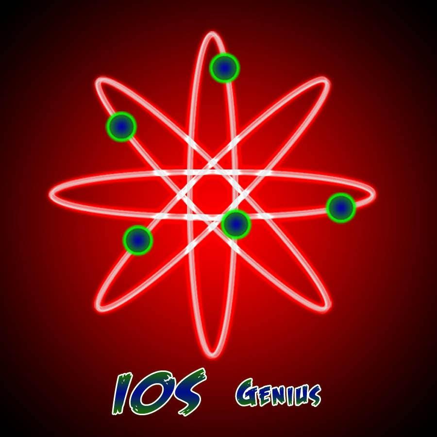 Konkurrenceindlæg #29 for Logo Design for iOS Genius