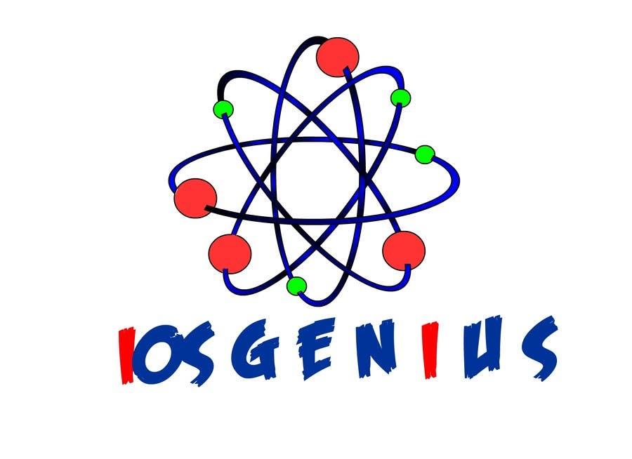 Konkurrenceindlæg #7 for Logo Design for iOS Genius