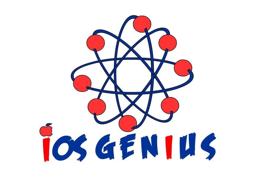 Konkurrenceindlæg #12 for Logo Design for iOS Genius
