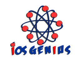 nº 32 pour Logo Design for iOS Genius par shivamdixit1990