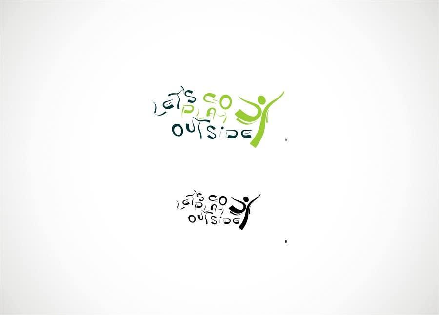 Kilpailutyö #96 kilpailussa Logo Design for Let's Go Play Outside
