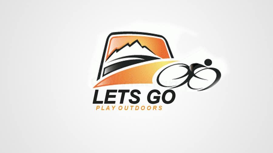 Kilpailutyö #27 kilpailussa Logo Design for Let's Go Play Outside