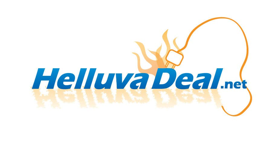 Конкурсная заявка №78 для Logo Design for helluva deal
