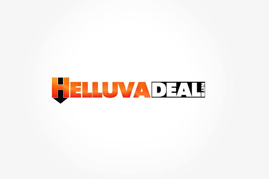 Contest Entry #102 for Logo Design for helluva deal