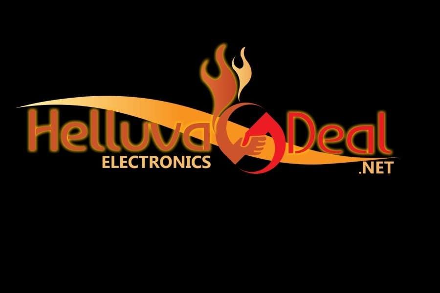 Конкурсная заявка №341 для Logo Design for helluva deal