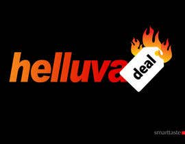 #44 para Logo Design for helluva deal por smarttaste