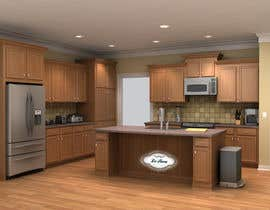 #62 for Rendering and branding of the NEW brand of kitchen and dressing – Le Reve by koolguyeu