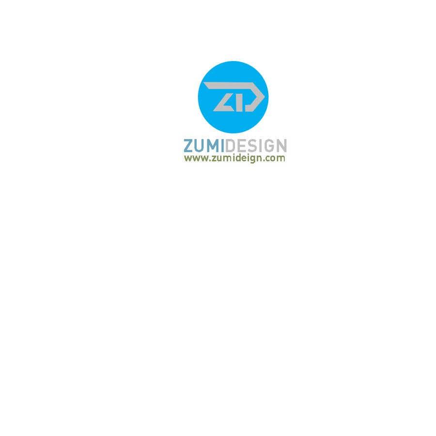 Конкурсная заявка №140 для Logo Design for Creative Agency ZumiDesign.com (Zumi Design)